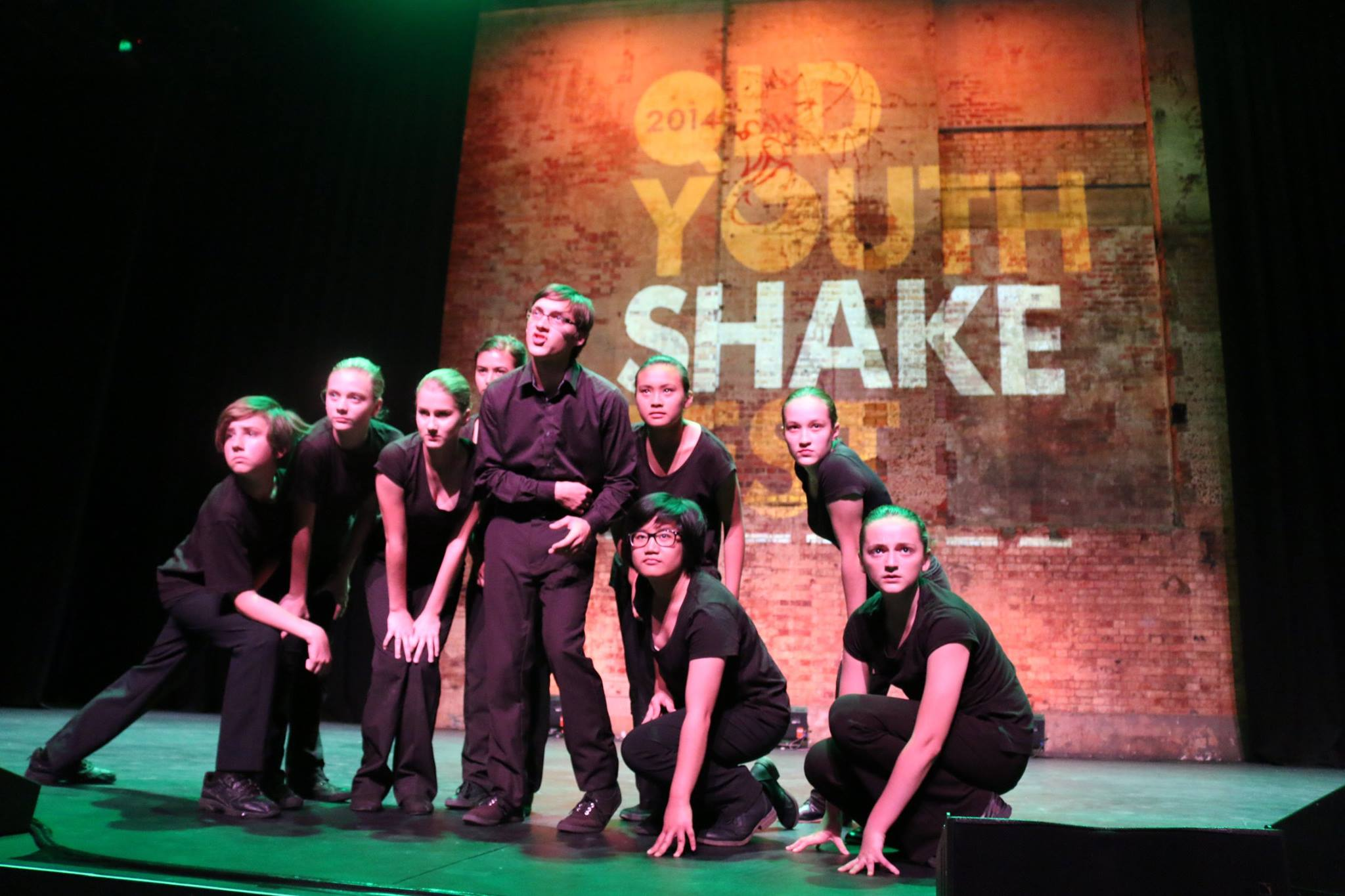 Queensland Youth Shakespeare Festival 2014