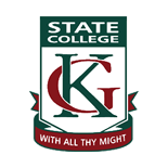 Logo - Kelvin Grove State College - With All Thy Might